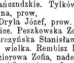 Szematyzm na rok 1908, str. 657