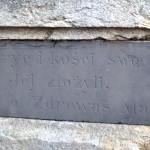 Grób Marii z Wołoszyńskich Szymczakiewicz