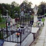 Grób Stanislawy Tarczyńskiej